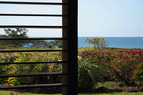 Beach Hideaway View