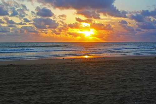 kellys-beach-sunrise